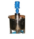 Noble Ss Paste Agitator, Model: Npeag90200m, Model Name/number: Slurry Mixer
