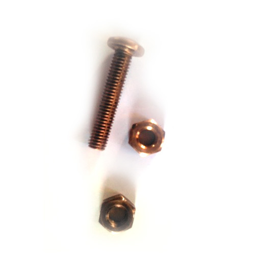 Copper Nuts & Bolts
