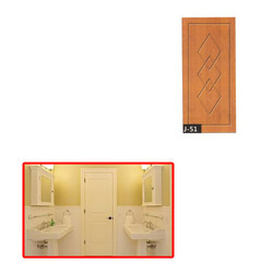 Flush Door for Bathroom
