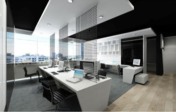 Consultant Office Interior Design