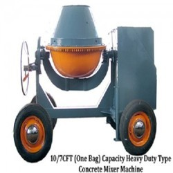 Heavy Duty Type Concrete Mixer Machine