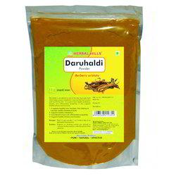 Premium-Quality Daruharidra (Berberis Aristata) Powder - 1 kg