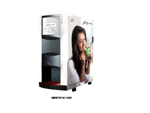 Tea Amp Coffee Vending Machine Godrej Vending Machine
