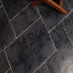 Black Limestone Brushed