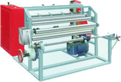 Non Woven Fabric Roll Slitting Machine Exporter From Chennai