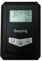 USB Data logger Easy For  Temperature and Humidity