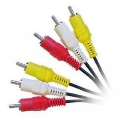 AV Cable RCA Lead