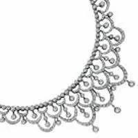 White Nacklace
