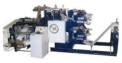 Paper Napkin and Tissue Machine