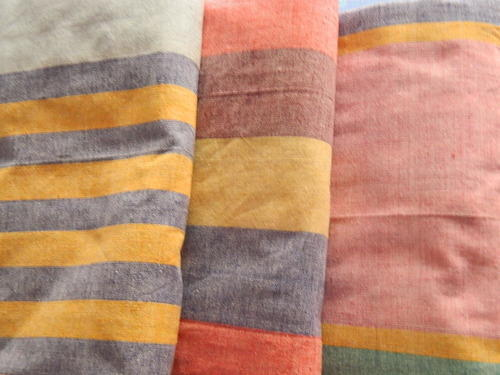 Cotton Hand Loom Bed Sheets