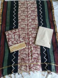 Bagru Print Suit