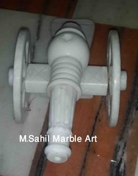 White Marble Handicraft