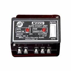 1 to 15 HP Auto Start Unit Power Starter