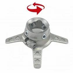 Four Prong Socket Adaptor