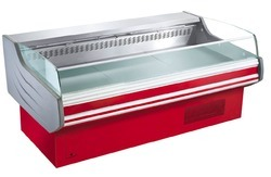 Fish Meat Display Freezer