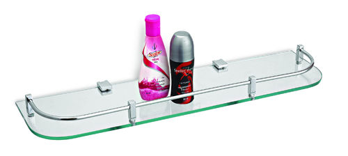 Bathroom Glass Shelf Bathroom Accessories Samalkha Panipat