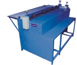 Flap Pasting Machine