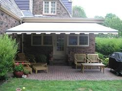 how reviews prices much manual retractable awnings sunsetter aw does cost installation a awning