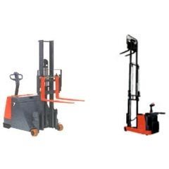 Counter Balance Hydraulic Stackers