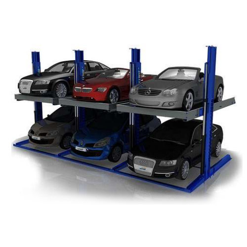 2 Pole Car Parking Systems Global Engineers Private Limited