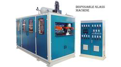 Disposable PP Hips EPS Glass Machine
