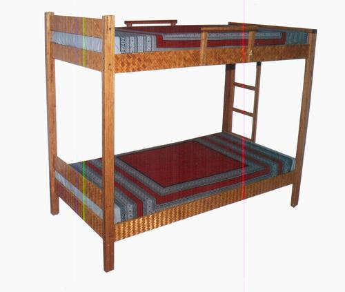 Bamboo Bunk Bed Bunk Beds Online ब क ब ड Vedha India