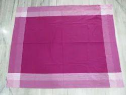 Airwill 100% Cotton Multi Color Table Cloth, Size: 140 x 140 cm
