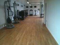 Gym Wooden Flooring
