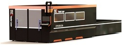 Fiber Laser Cutting Machine and Automatic Interchangeable