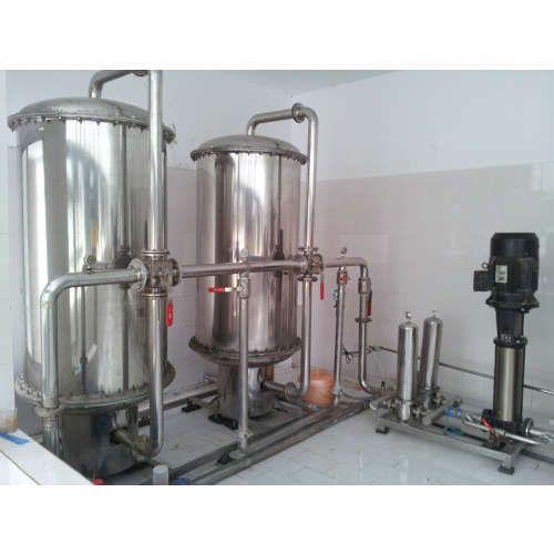 Glass Bottle Washing Filling Capping Machine