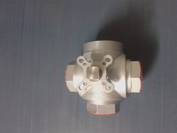 Isolation 3 Way Ball Valve