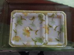 Acrylic Tray Set 3pc