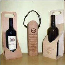 Wooden Wine Cases