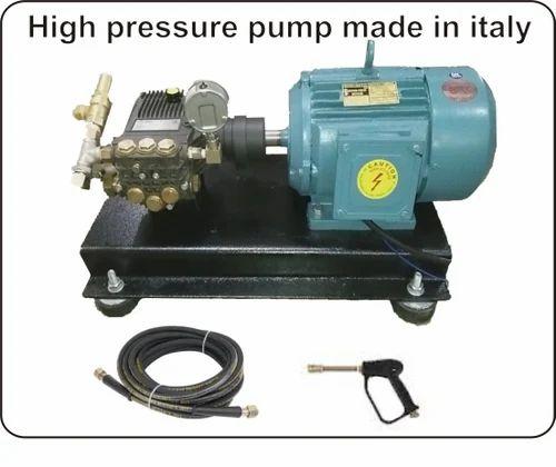 Brass High Pressure Car Washer Pump Maximum Opearting Flow 13 Lpm