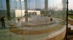 Marble Flooring in Project