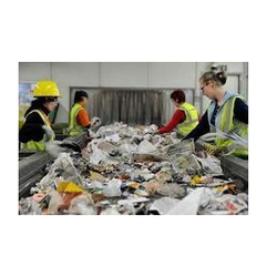 Recyclable Waste Paper