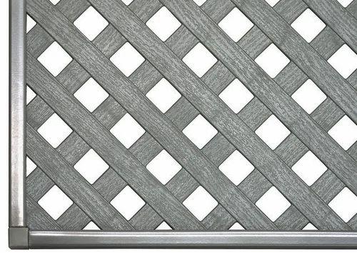 Plastic Lattice Panels - View Specifications & Details of