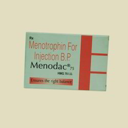 Menodac 150 mg, for Clinical