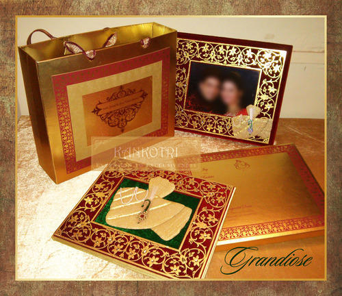 Designer wedding invitation cards kankotri mumbai id 7228813873 designer wedding invitation cards stopboris Choice Image