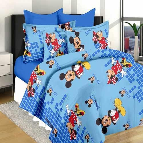 Beautiful Children Bed Sheet