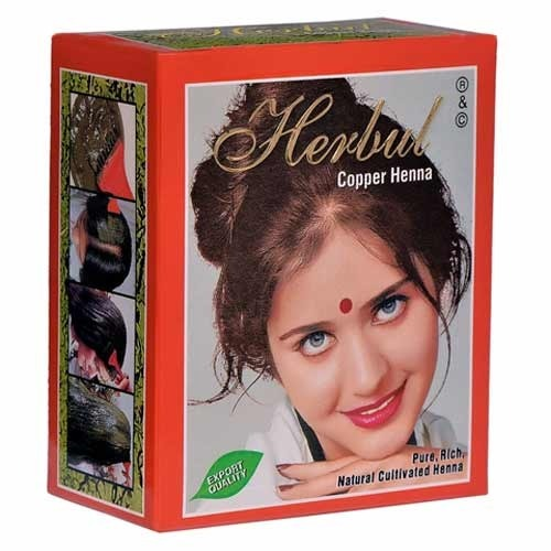Herbul Copper Henna At Rs 7920 Carton Herbul Henna Products
