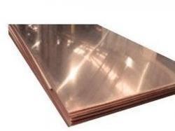 Copper Sheet Cutting Size