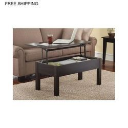 Expresso Coffee Table.Lift Top Espresso Coffee Table