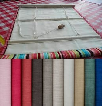 Roman Blinds Spare Parts Amp Fabrics Roman Blind Fabrics