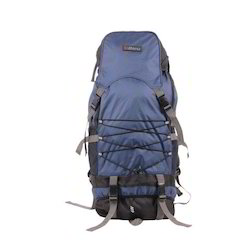 Navy Blue Rucksack Bag