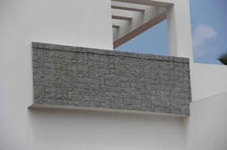 Front House Wall Cladding