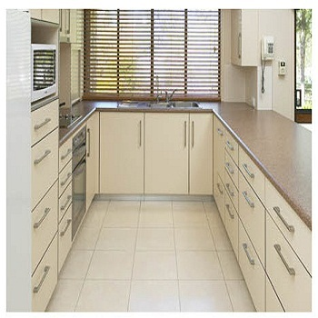 modular kitchen - l shaped modular kitchen manufacturer from kochi