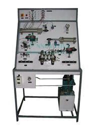 Hydraulic And Pneumatic Trainers Advanced Pneumatic