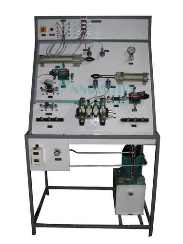 Hydraulic And Pneumatic Trainers - Electro Hydraulic Trainer