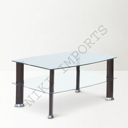 Glass Coffee Table  SS2